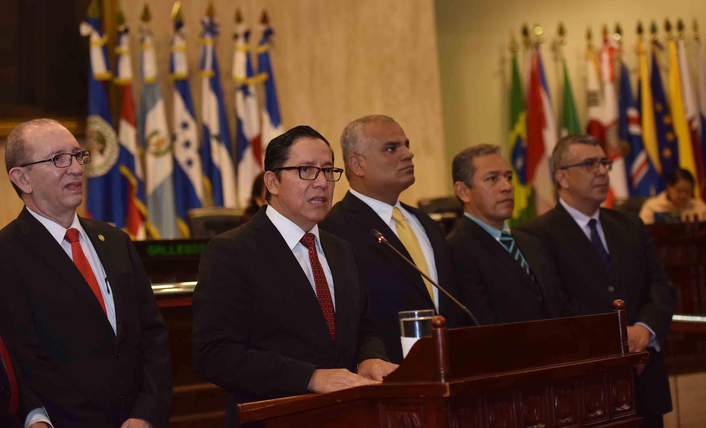 El Salvador details infra investments