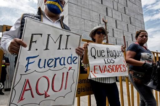 Banco Central de Costa Rica insta a legisladores a aceptar acuerdo con FMI