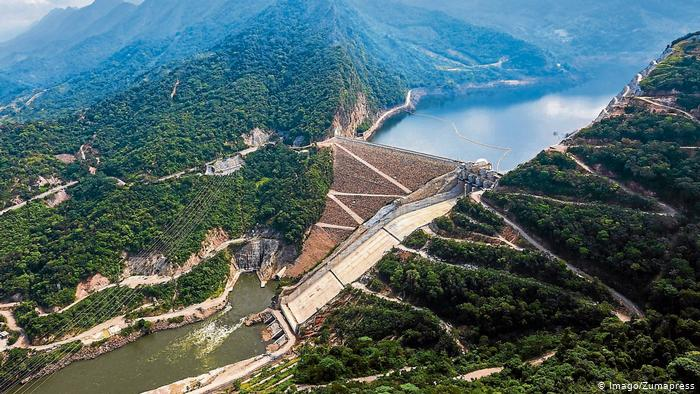 Colombia could retender US$4bn Hidroituango project