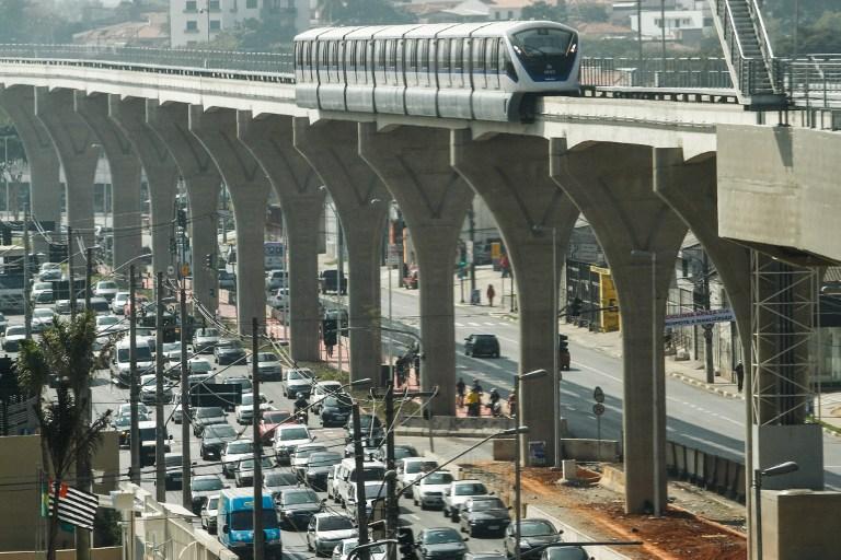 China's BYD seeks to revive US$1.1bn São Paulo metro line