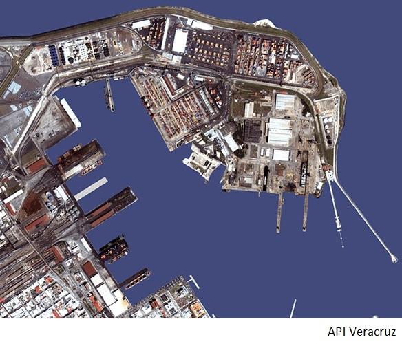 Puerto de Veracruz concluirá terminales según lo previsto