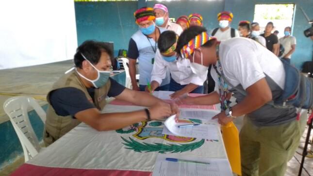 Perú logra importantes avances en el proceso de consulta previa del Lote 192 en Loreto