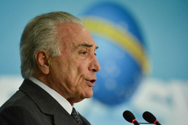 Gobierno de Brasil anuncia inversiones en infraestructura