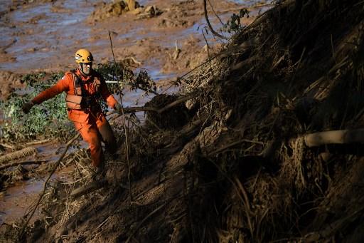 Comisión exige procesamientos por colapso de presa de Brumadinho