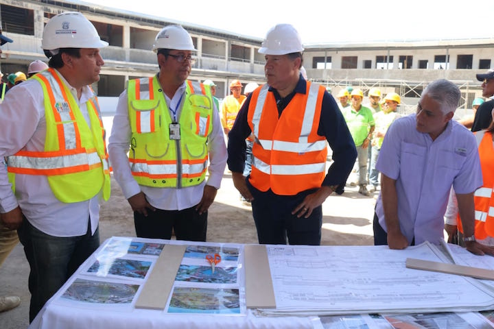 Panama reviews progress on Chiriquí infra projects