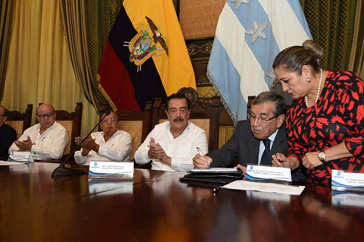 Ecuador's BDE to finance Guayaquil flood control works