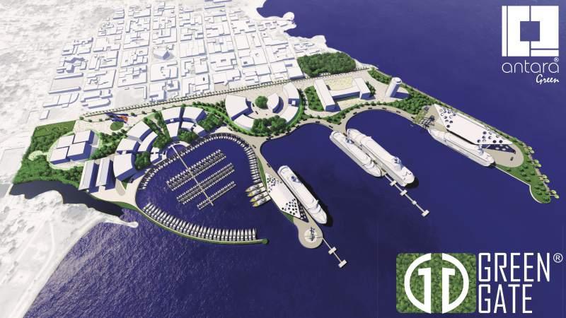 Grupo privado ofrece construir terminal de cruceros y marina en Limón por US$300mn