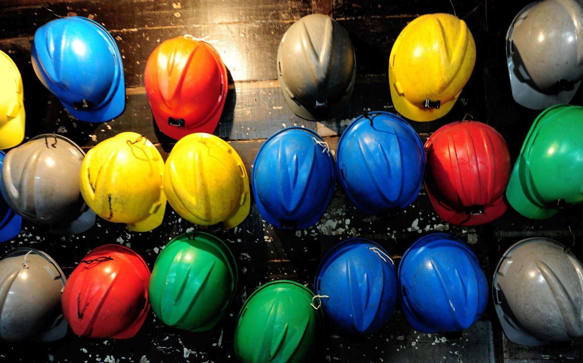Cae producción minera en México