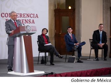 México cumple con compromisos de suministro de agua a EE.UU.