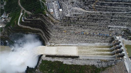 EPM received a new payment of USD100 million from Mapfre for the contingency coverage of the Ituango hydroelectric project