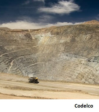 Codelco resuming work on 2 major projects