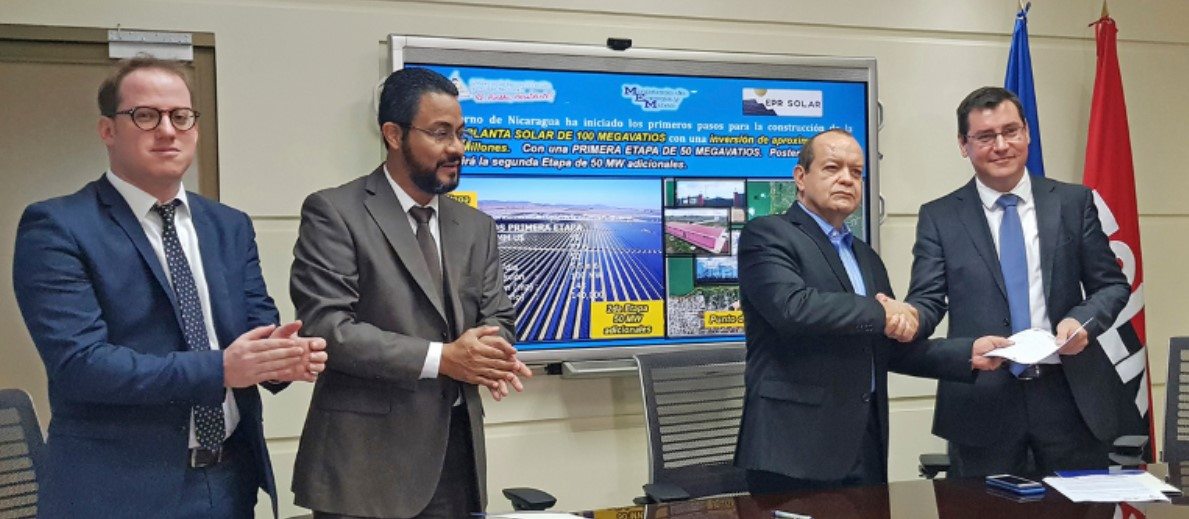 Central America solar project watch