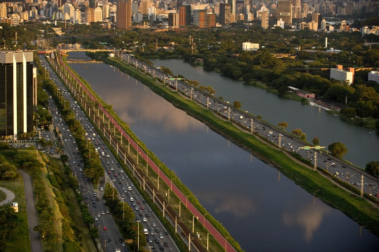 São Paulo inicia saneamiento de río Pinheiros por US$260mn