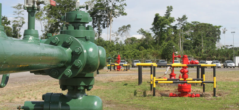 Oil fields gradually resume operations after the lifting of de facto measures in the Amazon