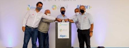Energisa inaugura instalaciones solares fotovoltaicas en Brasil