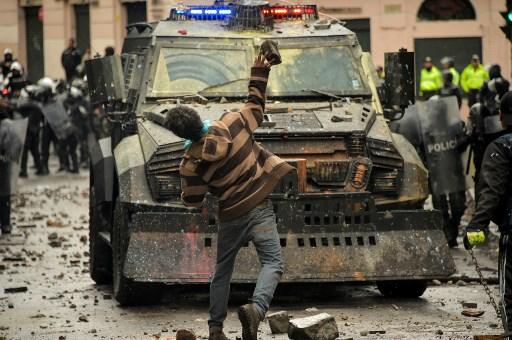 La crisis en Ecuador por subsidios a combustible