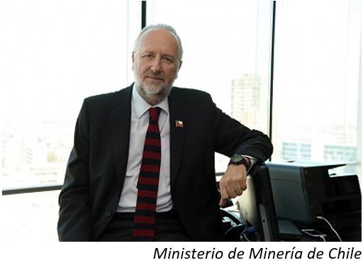 Ministro de Minería pide a empresas chilenas reducir presencia de empleados