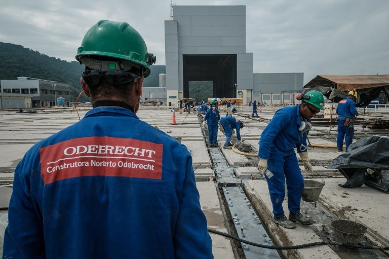 Why the coronavirus could spell trouble for Brazil's Odebrecht