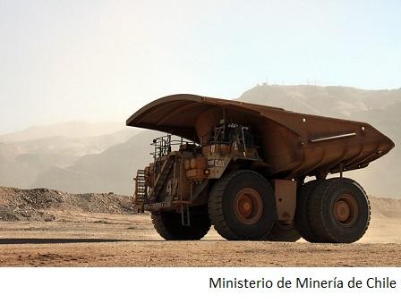 Senado chileno posterga votación sobre royalty minero