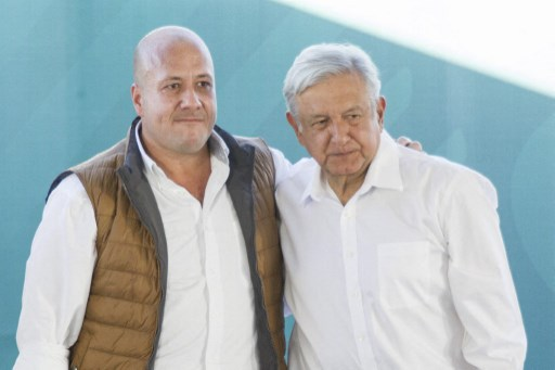 Jalisco governor details infra, water project advances