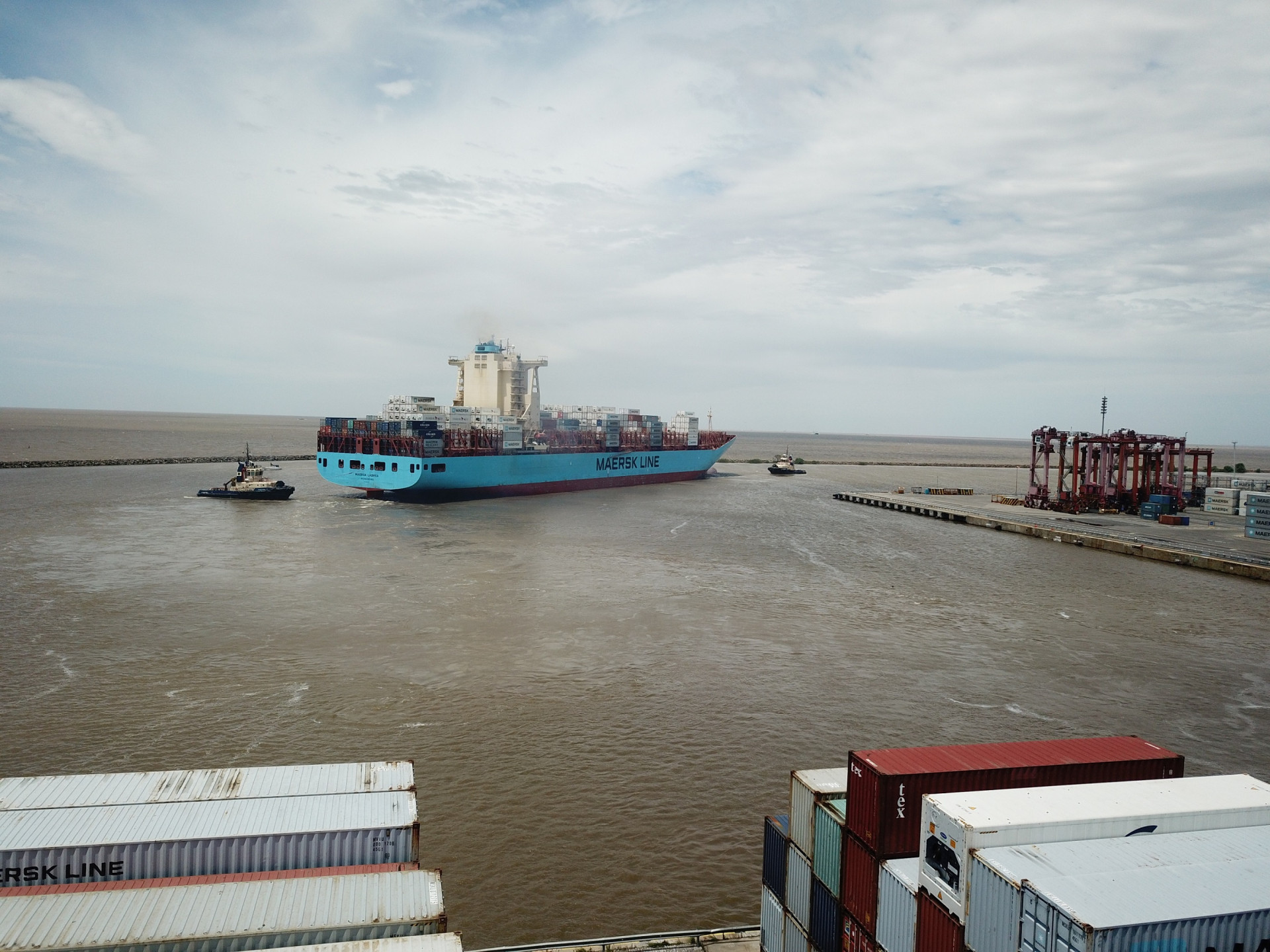 Argentina readies US$760mn port concession tender