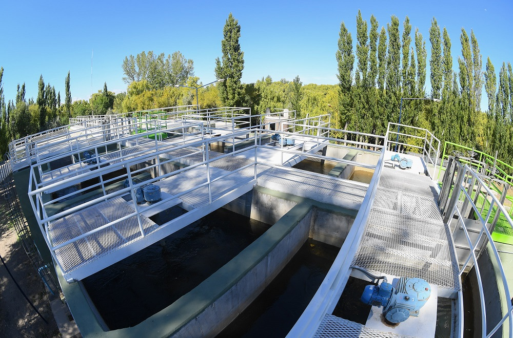 Argentina finishes Río Negro potable water plant
