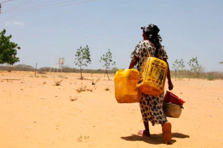 Municipios de Colombia reportan desabastecimiento de agua