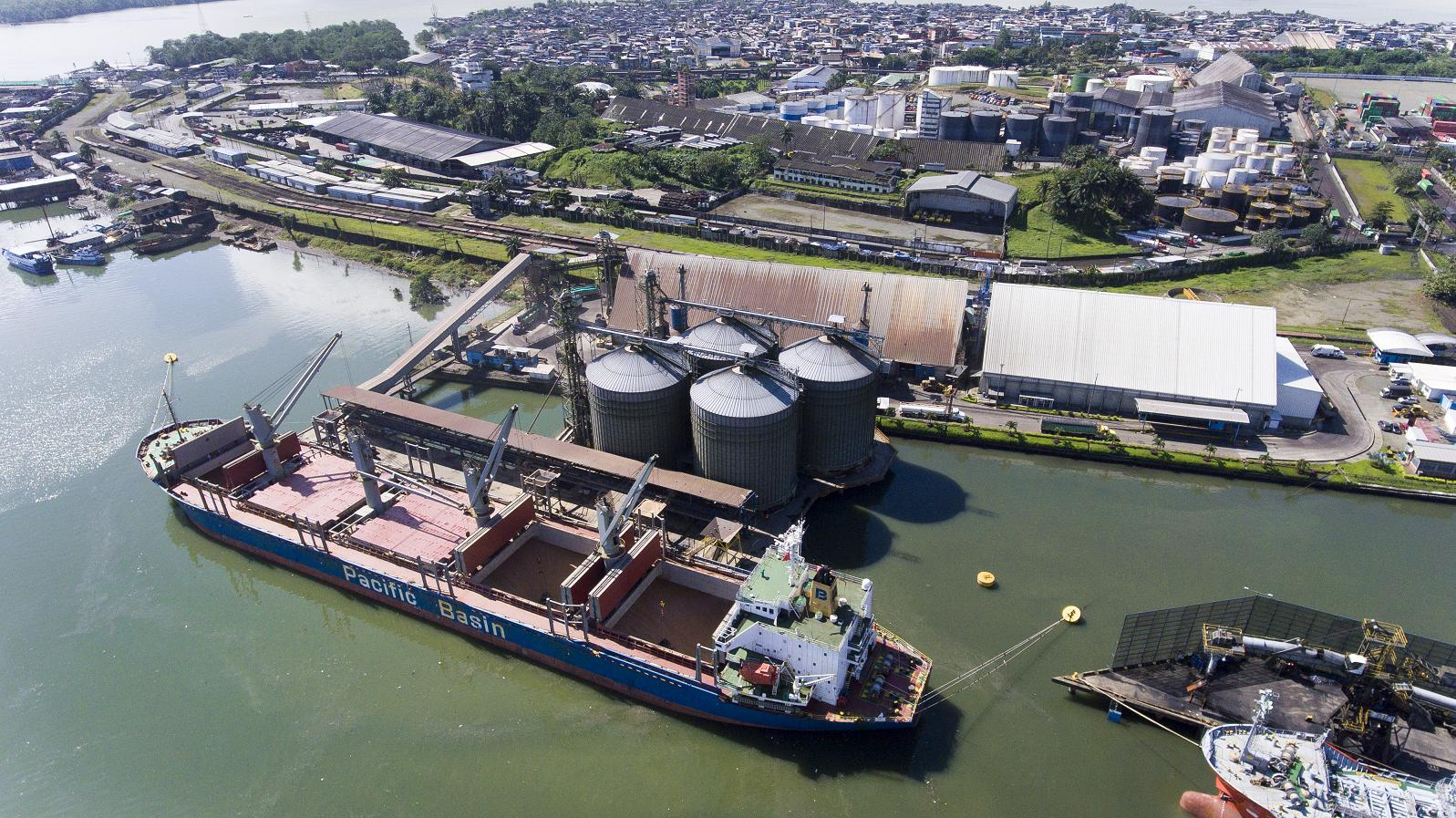 Colombia's 2nd LNG plant to 'boost' gas-fired power