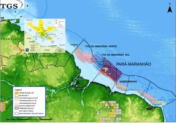 "Brasil apunta a explorar ""nuevo presal"""