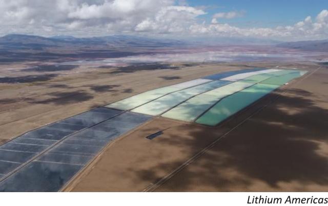 Lithium Americas prepares Cauchari-Olaroz restart
