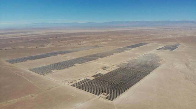 Grenergy conecta en Chile su mayor proyecto hasta la fecha: el parque solar de Quillagua