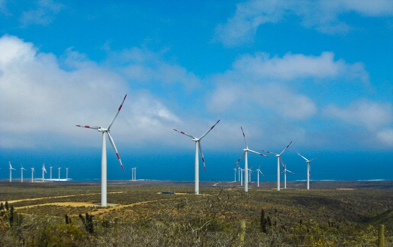 Could the oil price crash boost renewables?