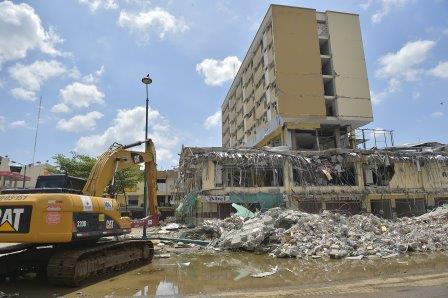 Ecuador needs US$3.3bn for post-earthquake reconstruction