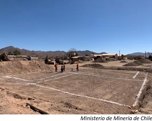 Panorama minero de Chile: financiamiento, contrato, documentación ambiental