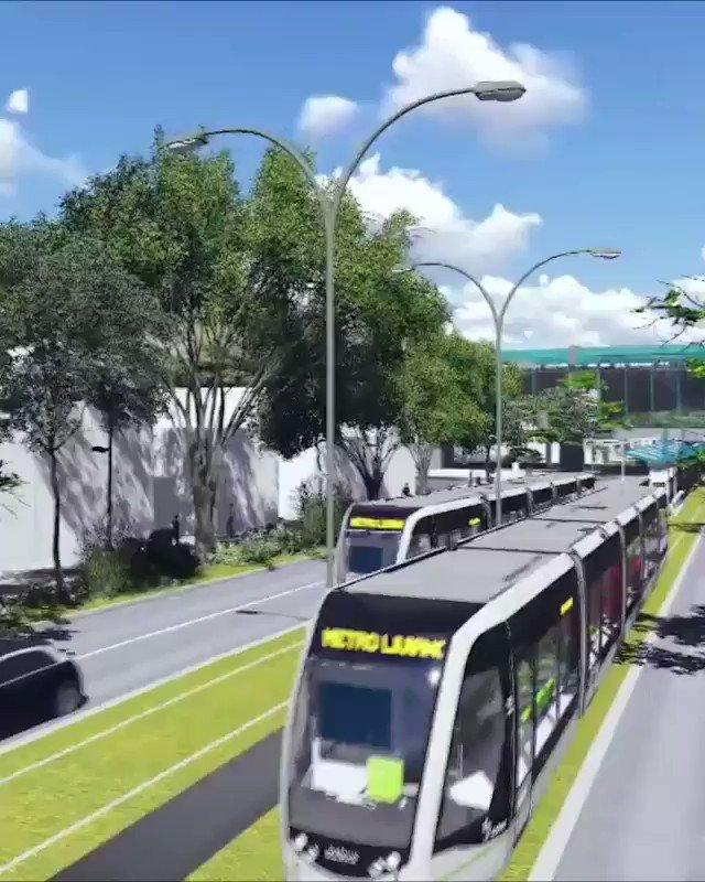 Duque promete apoyo para tren ligero de US$800mn en Medellín