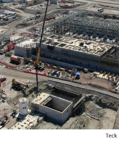 Los avances del proyecto chileno de US$5.200mn QB2
