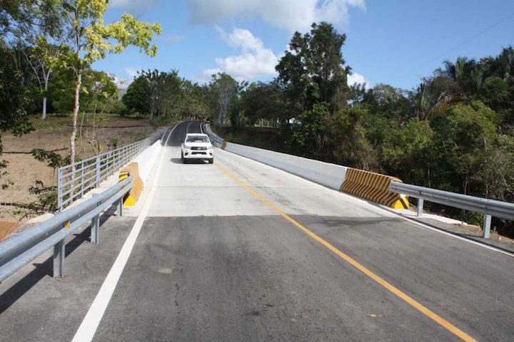 Panama completes highway upgrade