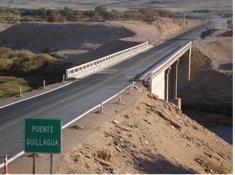 Chile lanza licitaciones de obras viales para zona norte