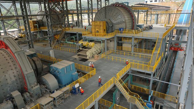 Ecuacorriente to invest up to 65% of planned amount for Mirador this year