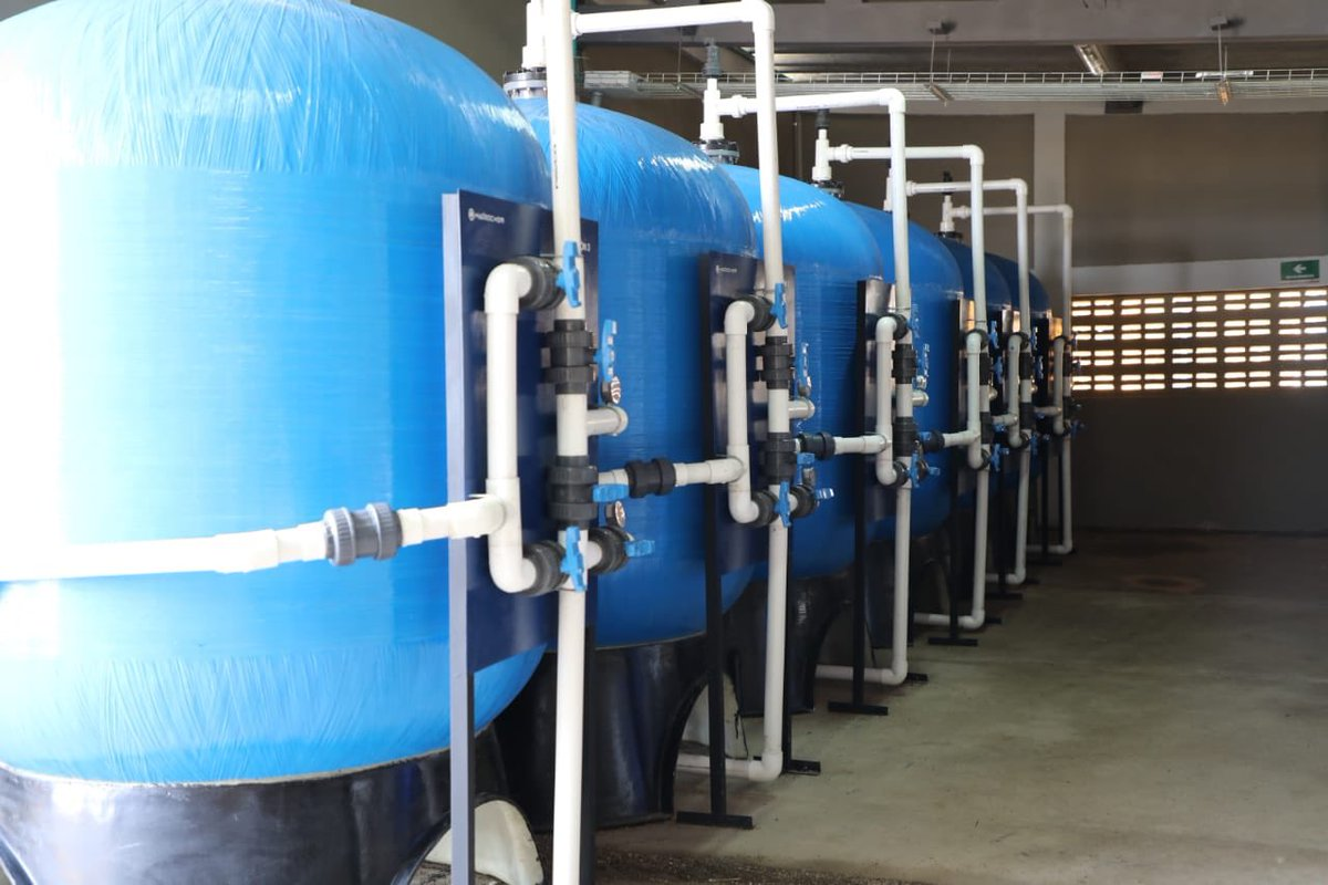 Colombia opens first finished works in La Guajira water program