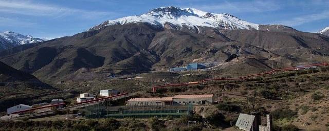 Antofagasta Minerals starts expansion works at Los Pelambres
