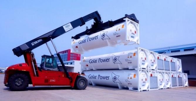 Autorizan a BR Distribuidora a comprar 50% de filial brasileña de Golar Power