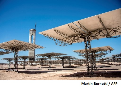Chile's 5 biggest early-stage generation projects
