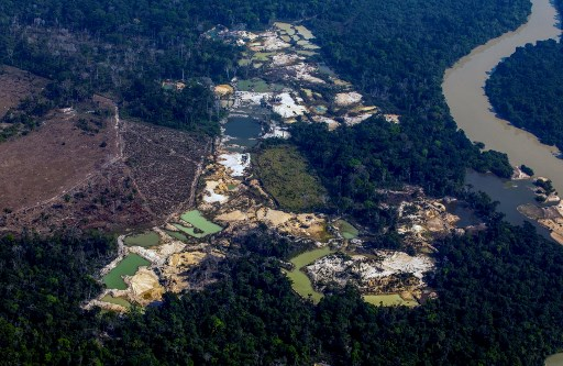 Brazil authorizes special forces to combat illegal mining