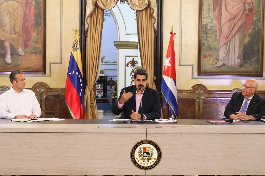 President Maduro: We pledge to relaunch Petrocaribe with force