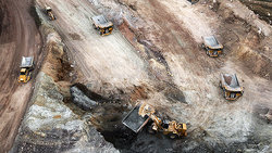Producción minera de México se contrae a pesar de aumento en zinc