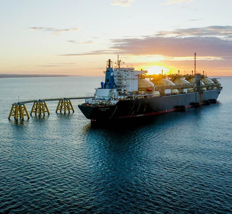 Santa Catarina exhorta a aprobar proyecto de gas