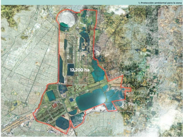Mexico presents plan for US$900mn ecological park