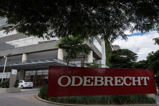 Odebrecht holding requests bankruptcy protection