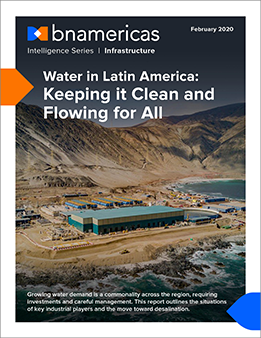 NEW REPORT - Water in Latin America: Keeping It Clean and Flowing for All